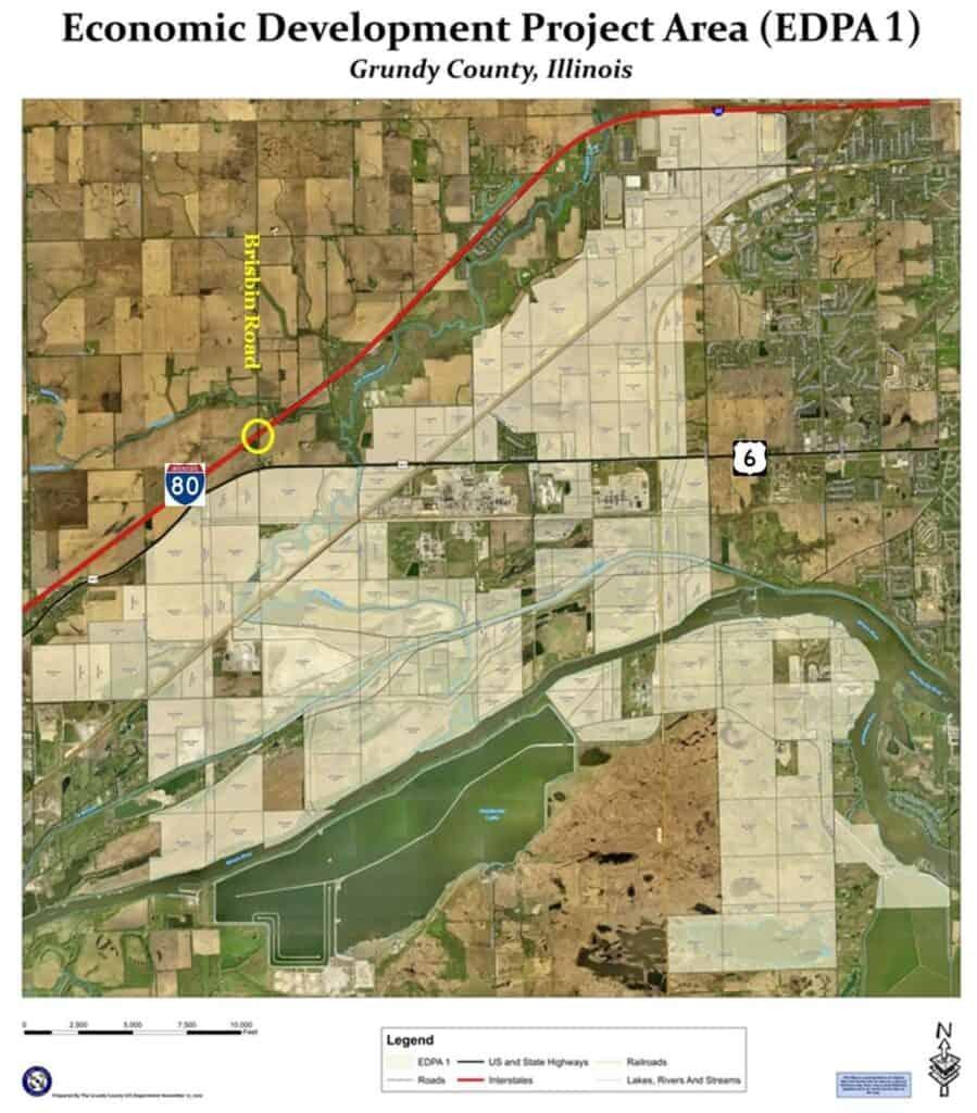 EDPA-1-Map