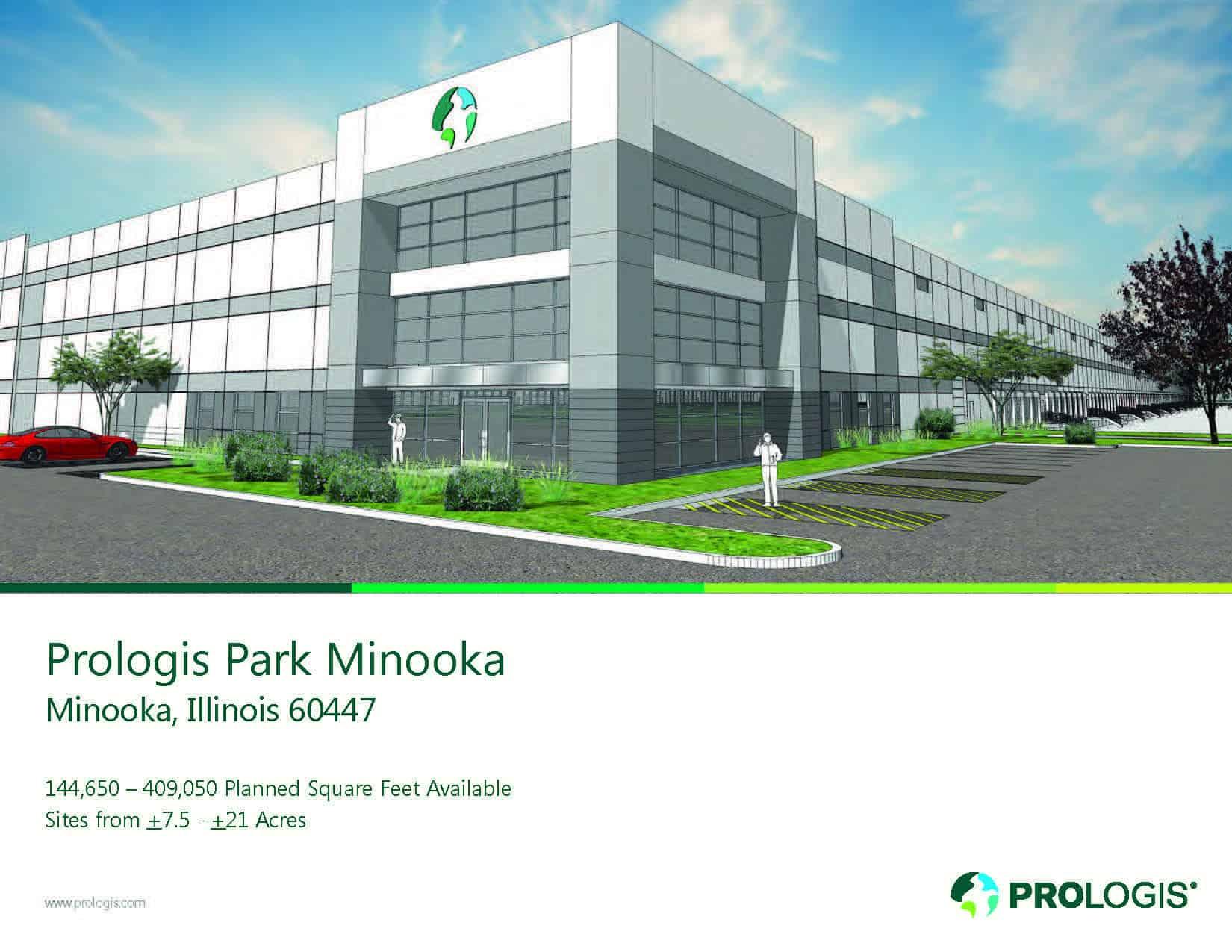 2021 Lee_Associates_Brochure - Prologis Park Minooka_Page_1